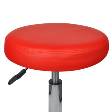 Office Stool red[2/4]