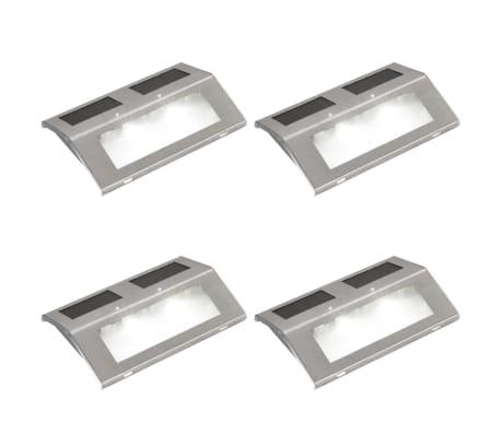 Solar trappen lamp (4 stuks)[1/6]