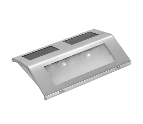 Solar trappen lamp (4 stuks)[3/6]
