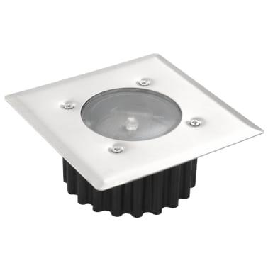 Lot de 6 lampes solaires carrées extérieures[3/3]