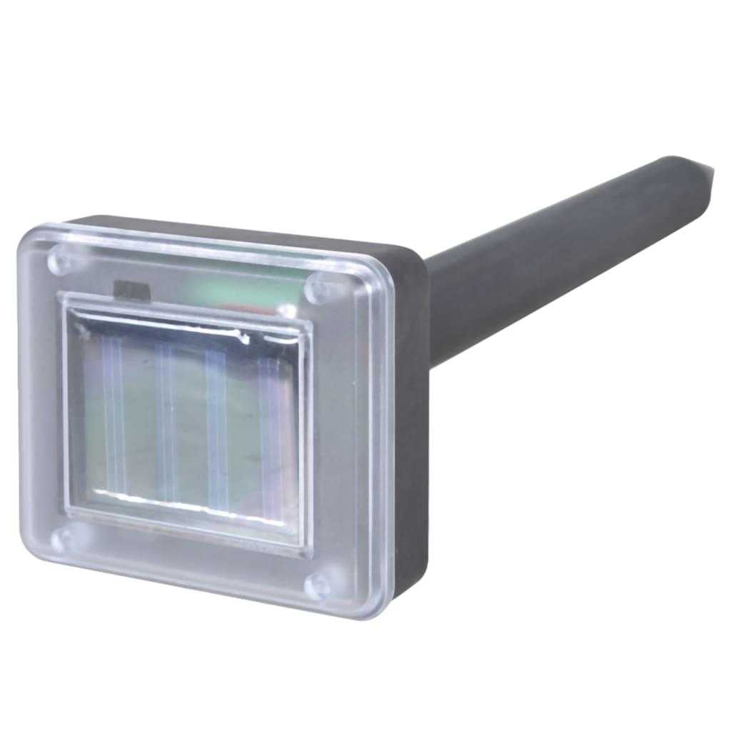 vidaXL Solar mollenverjager (4 stuks)