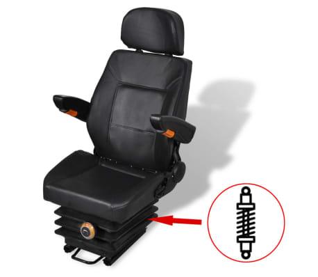 vidaXL Tractor Seat with Suspension[1/8]