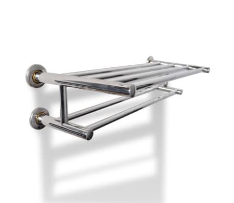 Stainless Steel Towel Rack 6 Tubes[2/7]