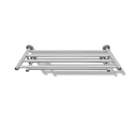 Stainless Steel Towel Rack 6 Tubes[3/7]