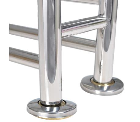 Stainless Steel Towel Rack 6 Tubes[6/7]