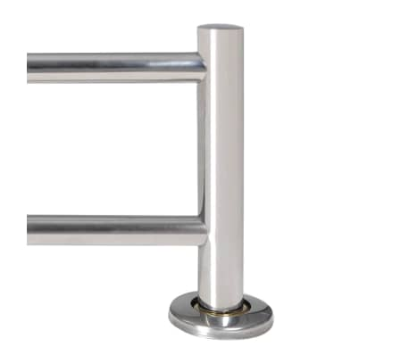 Stainless Steel Towel Rack 2 Tubes[5/7]