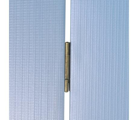 vidaXL istabas aizslietnis, 240x170 cm, saliekams, pludmales ainava[5/5]
