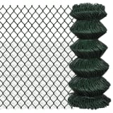"Chain Fence 2' 7"" x 49' 2"" Green"