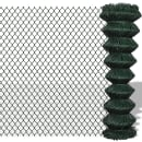 "Chain Fence 4' 9"" x 49' 2"" Green"