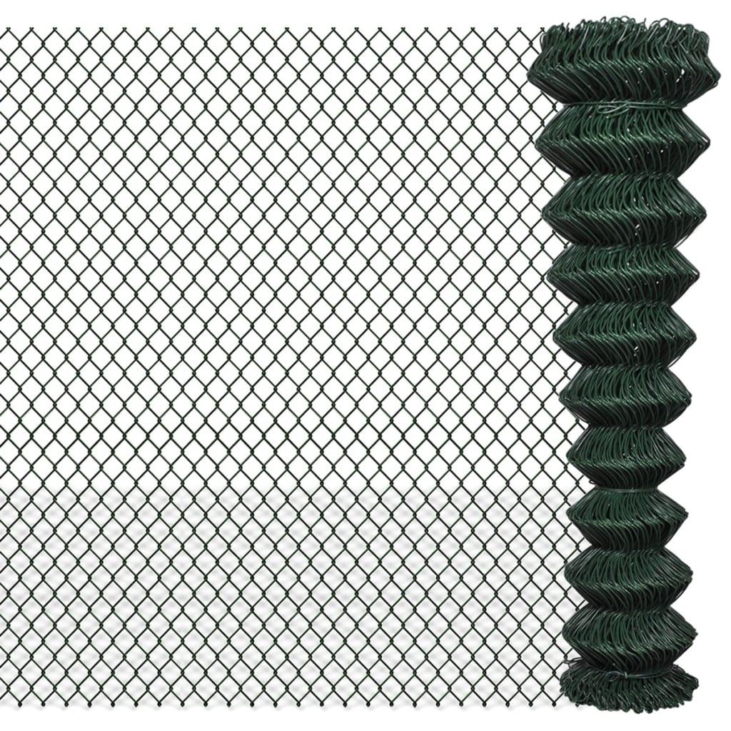 Čtyřhranné pletivo 2 x 15 m zelené