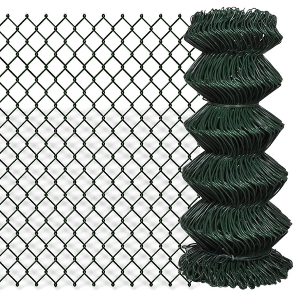 vidaxl-chain-fence-08-x-25-m-green