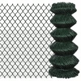 "Chain Fence 2' 7"" x 82' Green"