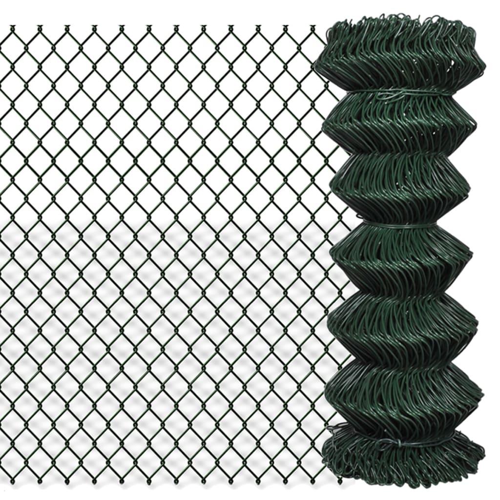 vidaxl-chain-fence-1-x-25-m-green