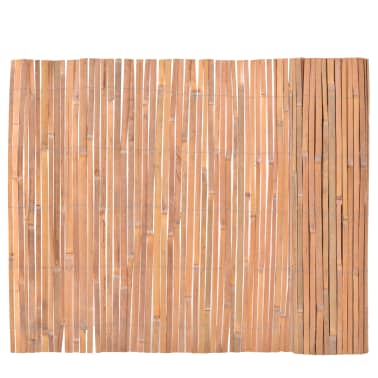 Rencinto recinzione in bambù 100 x 400 cm[1/6]