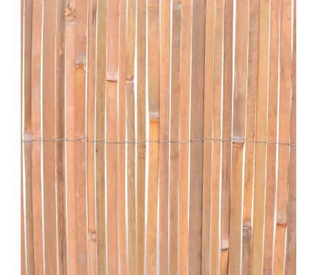 vidaXL bambushegn 100 x 400 cm[4/6]