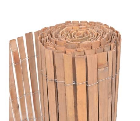 vidaXL Valla de bambú 100x400 cm[5/6]