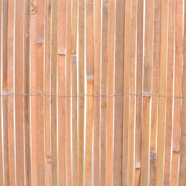 Rencinto recinzione in bambù 100 x 400 cm[4/6]
