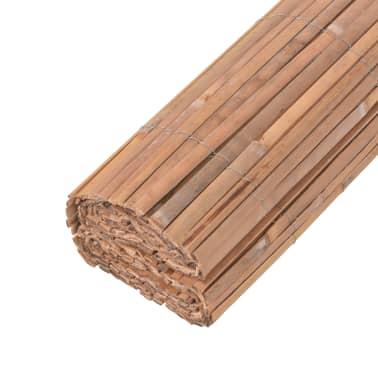 vidaXL bambushegn 100 x 400 cm[6/6]