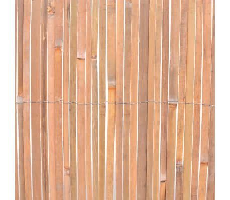 Bamboo fence 150 x 400 cm[4/6]