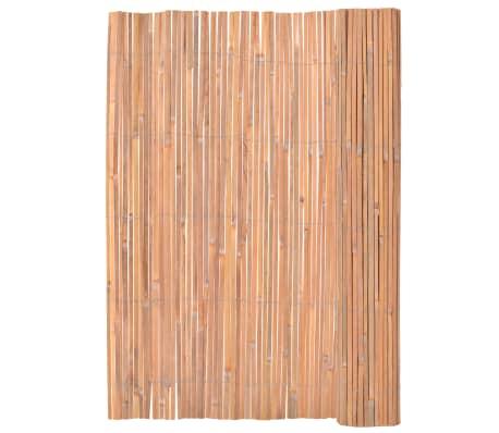 Bambus ograda 200 x 400 cm[1/6]