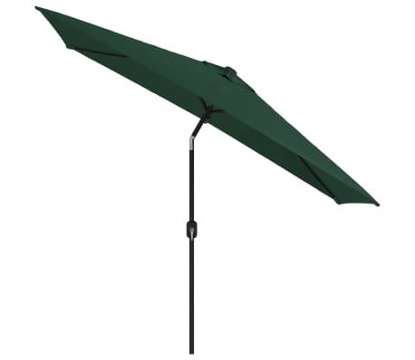 Parasole rettangolare 200 x 300 cm Verde[2/6]