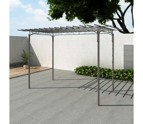 stahl pavillon gartenlaube gartenhaus laube gartenhaus g nstig kaufen. Black Bedroom Furniture Sets. Home Design Ideas