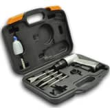 Air Hammer Chisel Set Kit Heavy Duty