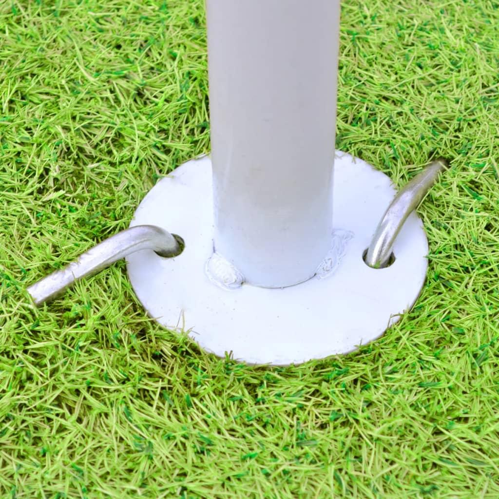 Hvězdicový šesticípý party stan / zahradní altán 10 m
