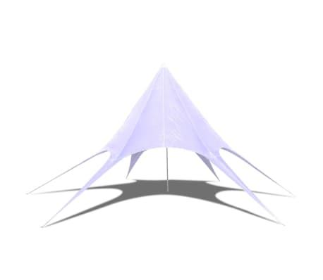 vidaXL Pavėsinė, šešiakampis paviljonas, žvaigždės formos, 14 m