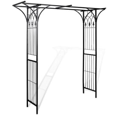 vidaXL Garden Arch 200x52x204 cm[1/4]