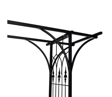 vidaXL Garden Arch 200x52x204 cm[3/4]