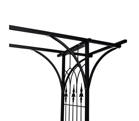vidaXL Αψίδα Κήπου 200 x 52 x 204 εκ.[3/4]