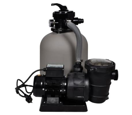 vidaXL Pompe à filtre à sable 600 W 17000 l/h[2/5]