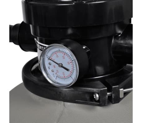 vidaXL Bomba filtro de arena 600 W 17000 l/h[4/5]