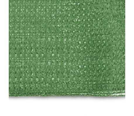 "4' 9"" x 16' 4"" Fence Windscreen-Privacy Mesh Screen/Net-Green[5/5]"