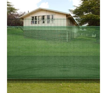 "4' 9"" x 32' 8'' Fence Windscreen-Privacy Mesh Screen/Net-Green[1/5]"