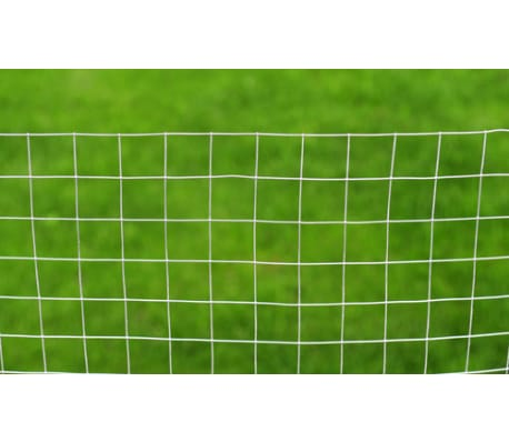 "Square Wire Netting 3' 3"" x 32' 8"" Galvanized Thickness 0.035""[3/4]"