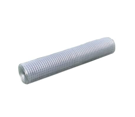 "Square Wire Netting 3' 3"" x 82' Galvanized Thickness 0.03""[2/4]"