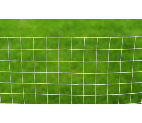 "Square Wire Netting 3' 3"" x 82' Galvanized Thickness 0.03""[3/4]"
