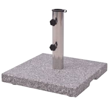 vidaXL Granite Parasol Base Umbrella Holder 44 lb[1/5]