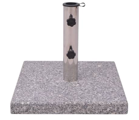 vidaXL Granite Parasol Base Umbrella Holder 44 lb[2/5]