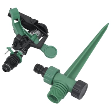 Impulse Sprinkler Garden Watering 6 pcs[3/5]