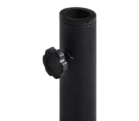 Concrete Parasol Base Umbrella Holder 24.25 lb[3/4]