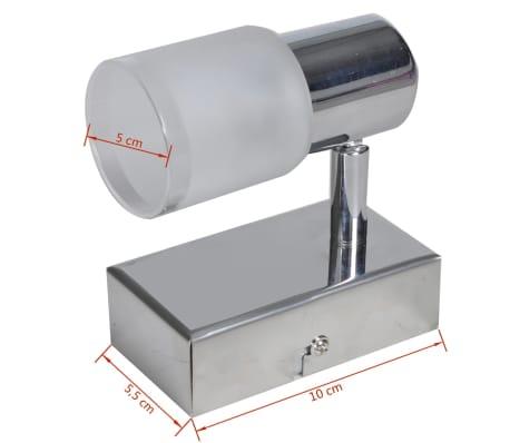 Taklampe med Glassskjerm LED Inkludert[6/8]