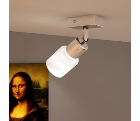 Lampada da soffitto a LED con 1 paralume[1/8]