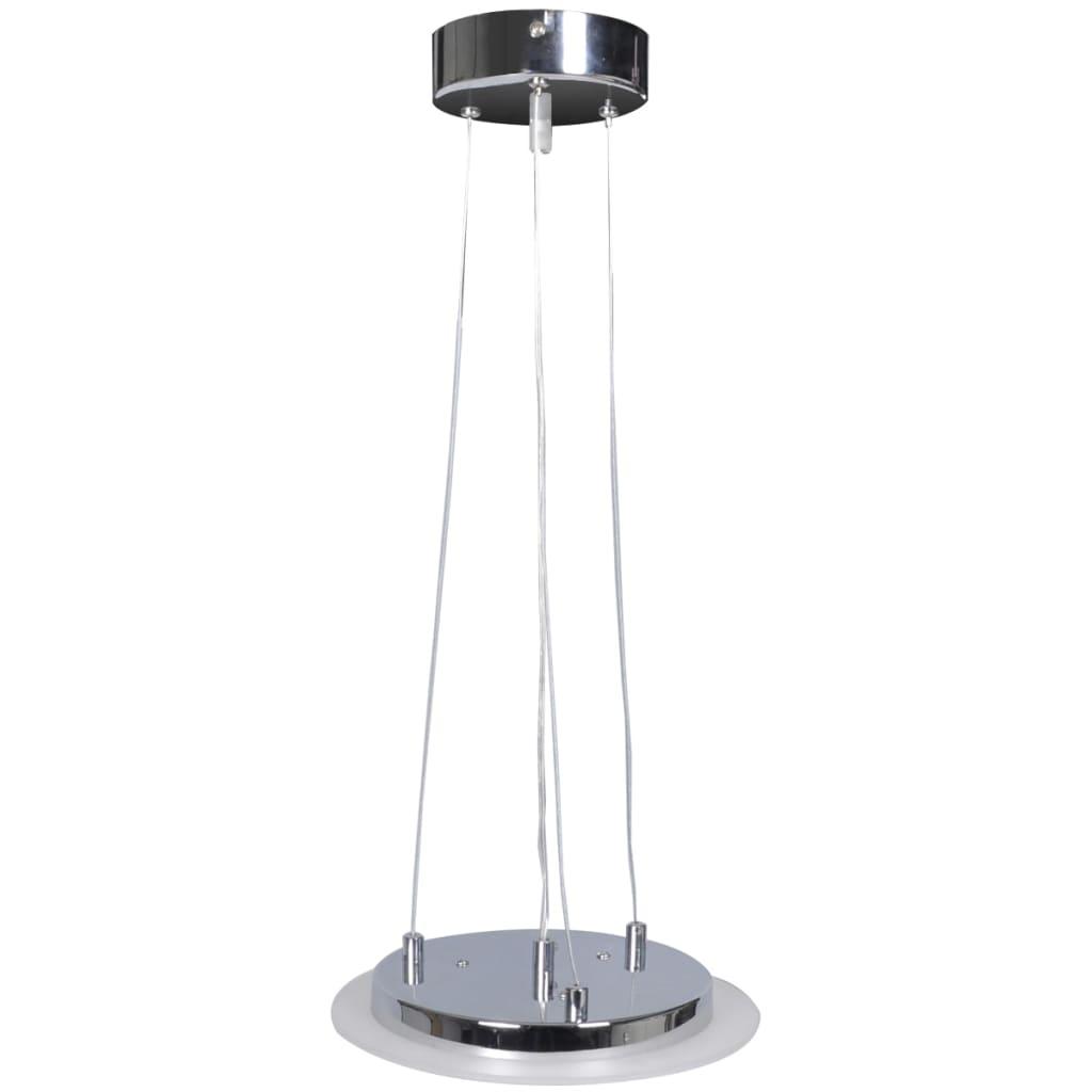 LED stropní závěsné svítidlo - 6 x 2 W - kruhové
