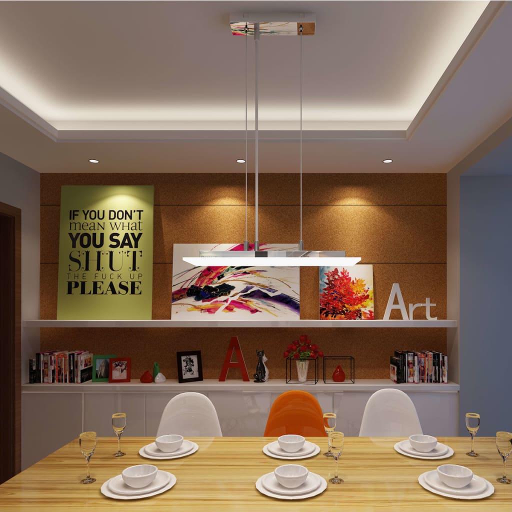 Stropní svítidlo designové LED 9 x 2 W obdélníkové