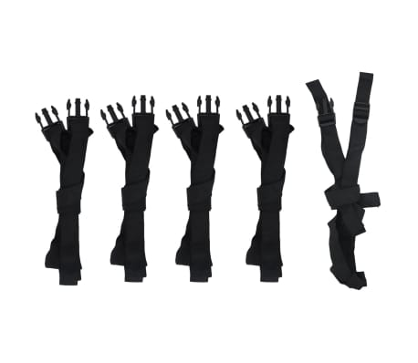 Boat Cover Gray Length 14'-16' Width 5.7'[4/5]