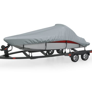 Boat Cover Gray Length 16