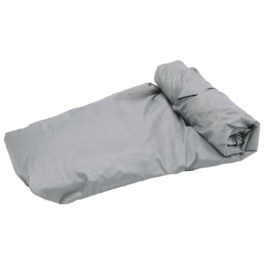 Boat Cover Gray Length 17